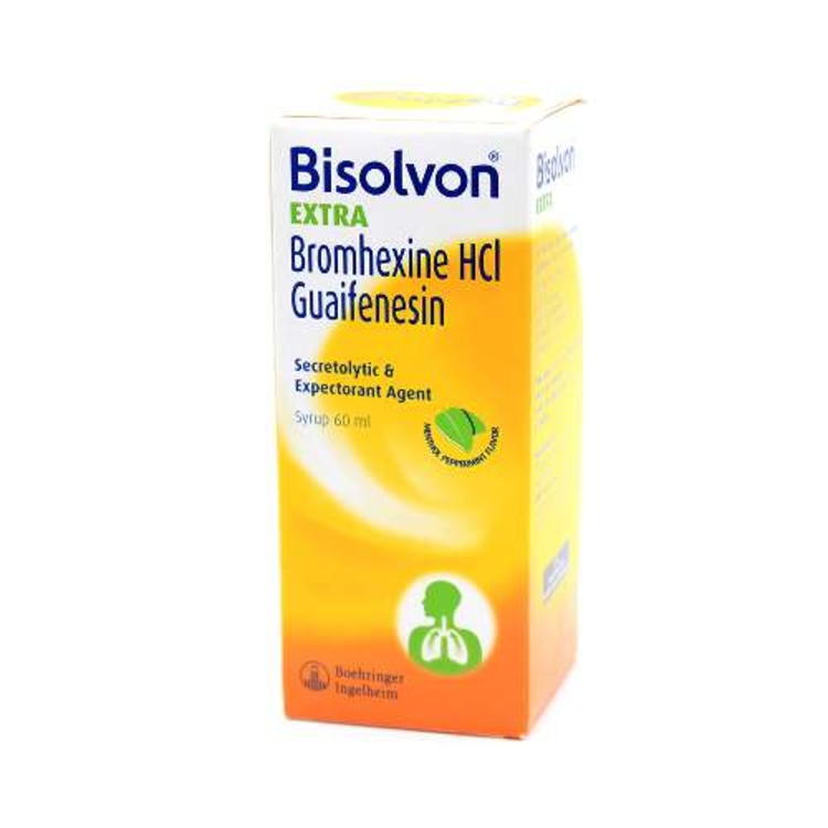 Bisolvon ext 60ml 1
