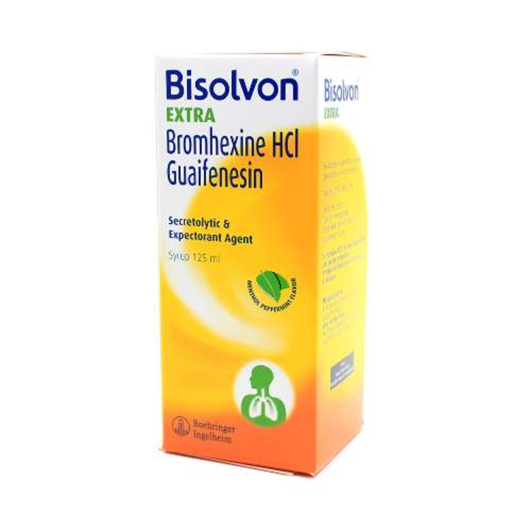 Bisolvon ext 125ml 1