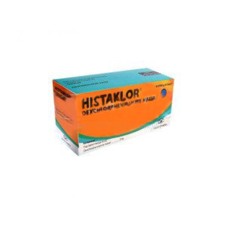 Histaklor 2mg tab 100s 1
