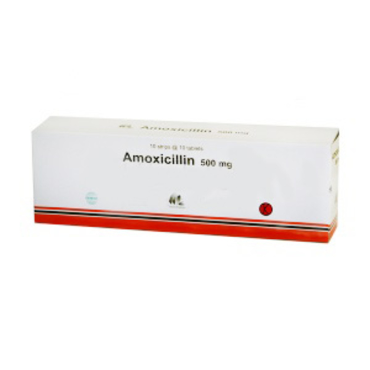 Amoxicillin if 500mg 1