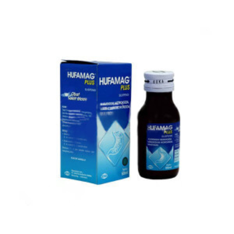 Hufamag plus syr 60ml 1