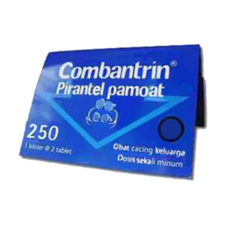 Combantrin 250mg str 1