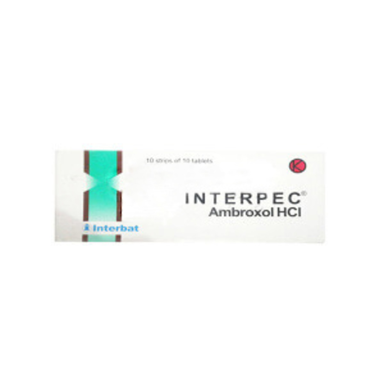 Interpec 30mg tab 1