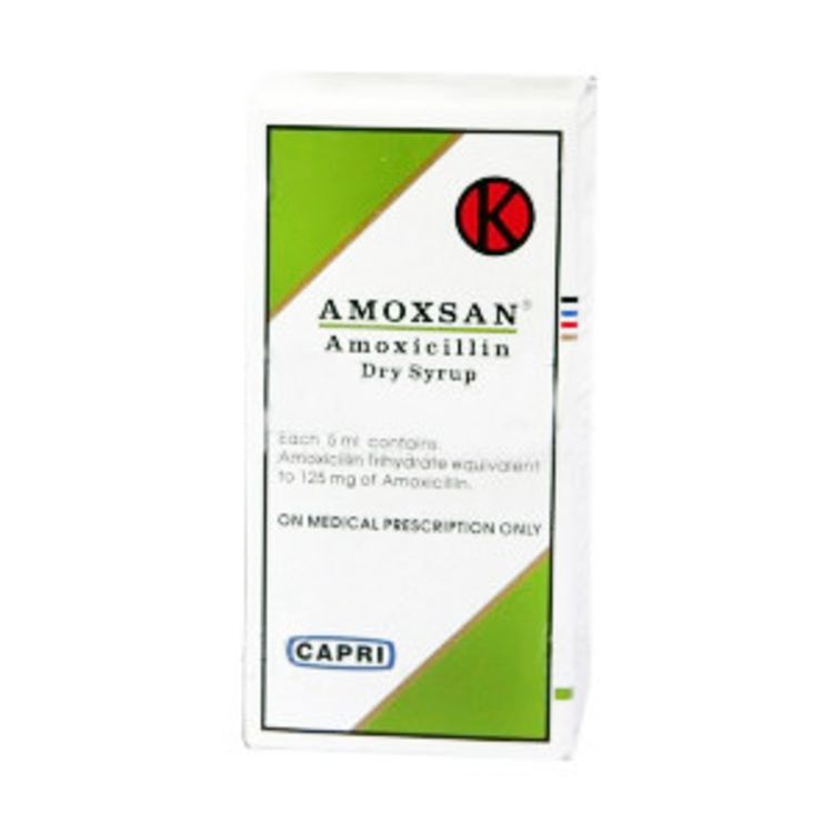 Amoxsan d syr 60ml 125mg 5ml 1