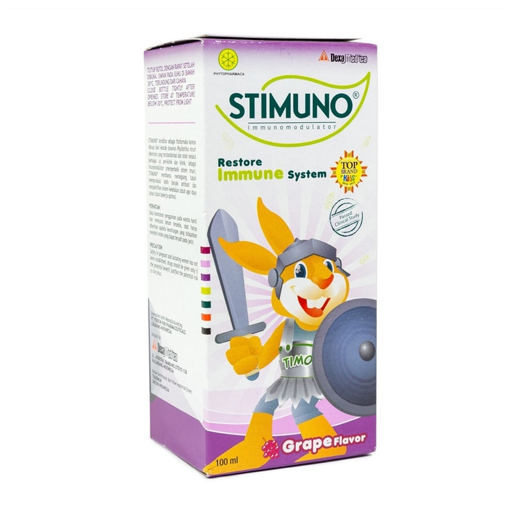 Stimuno syr grape 100ml 1