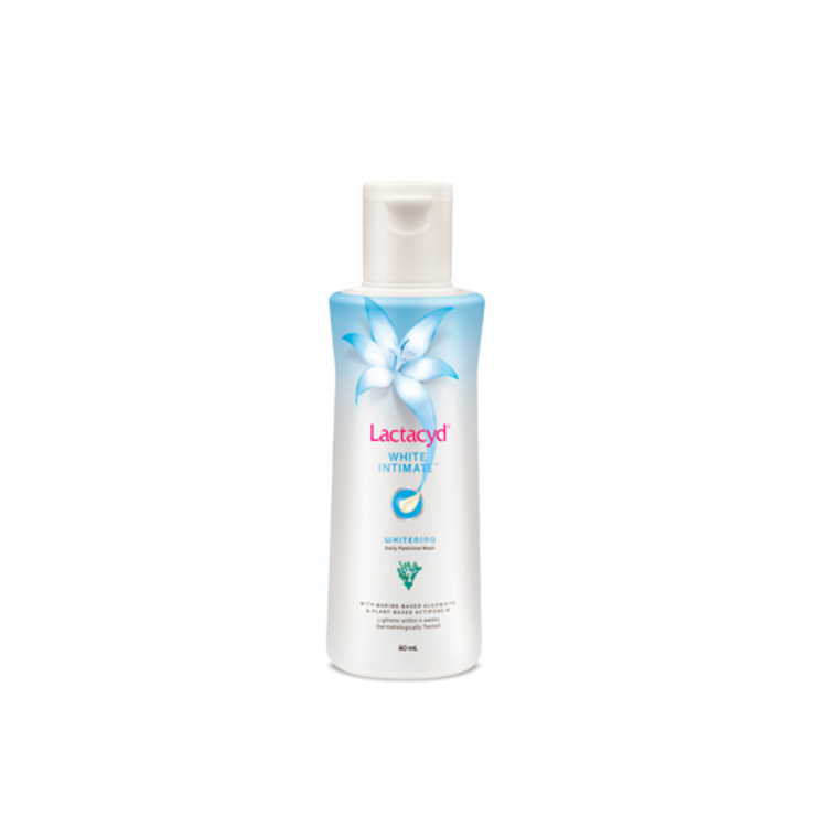 Lactacyd white intimate 60ml 1