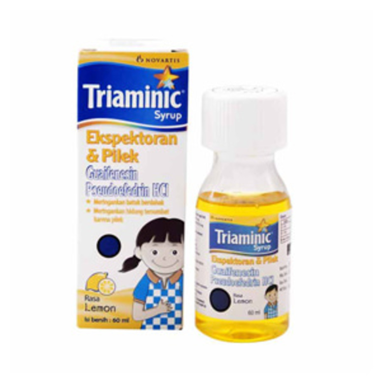 Triaminic exp syr 1