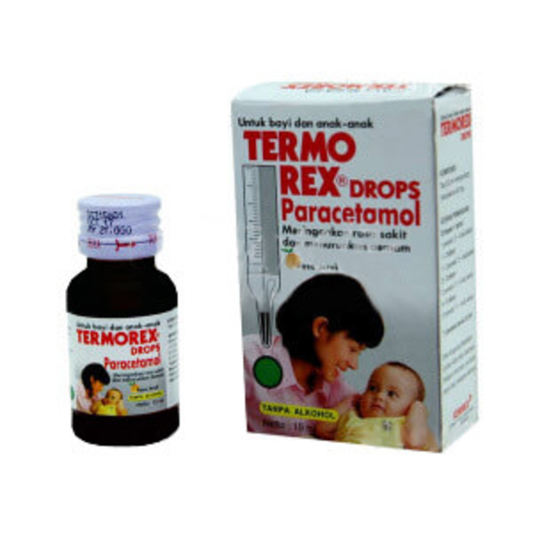 Termorex drop 15ml 1