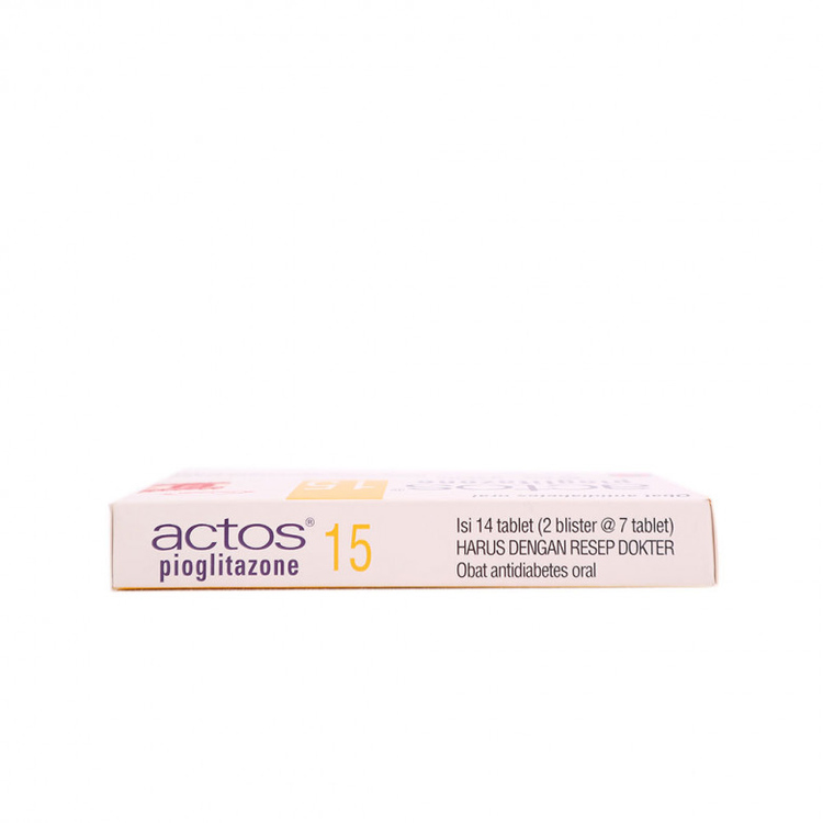 Actos 15 mg tablet 4