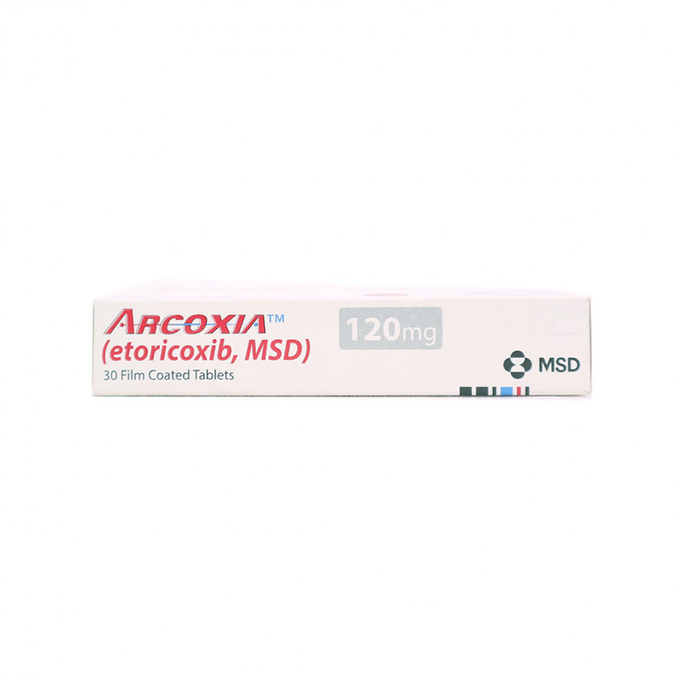 Arcoxia 120 mg tablet 4