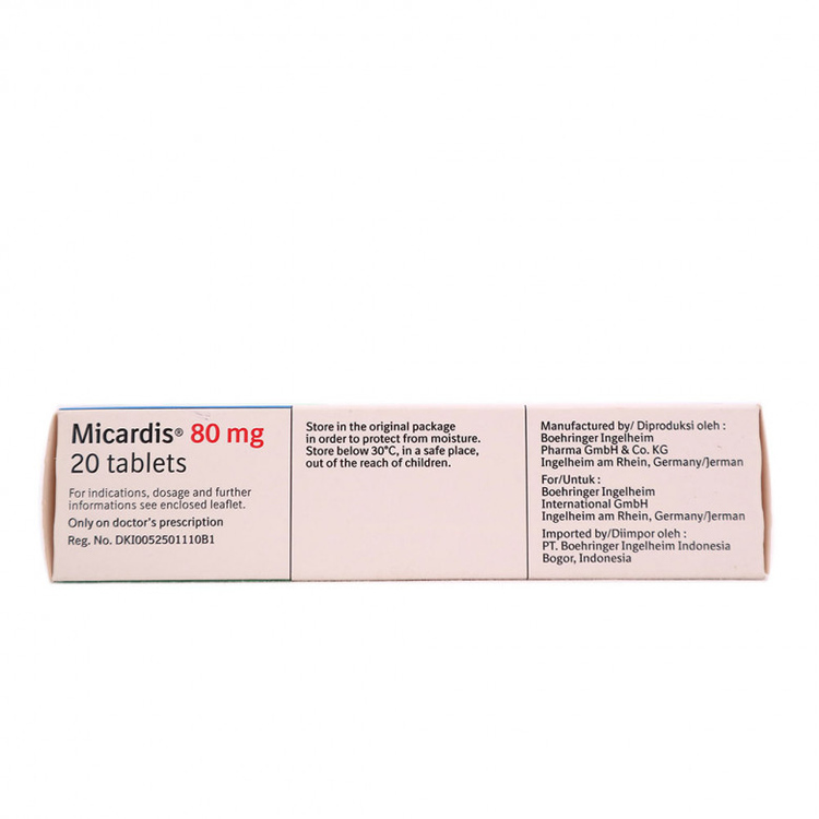 Micardis plus 80 mg 12 5 mg tablet 4