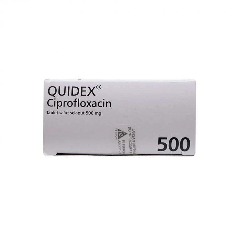 Quidex 500 mg tablet 4