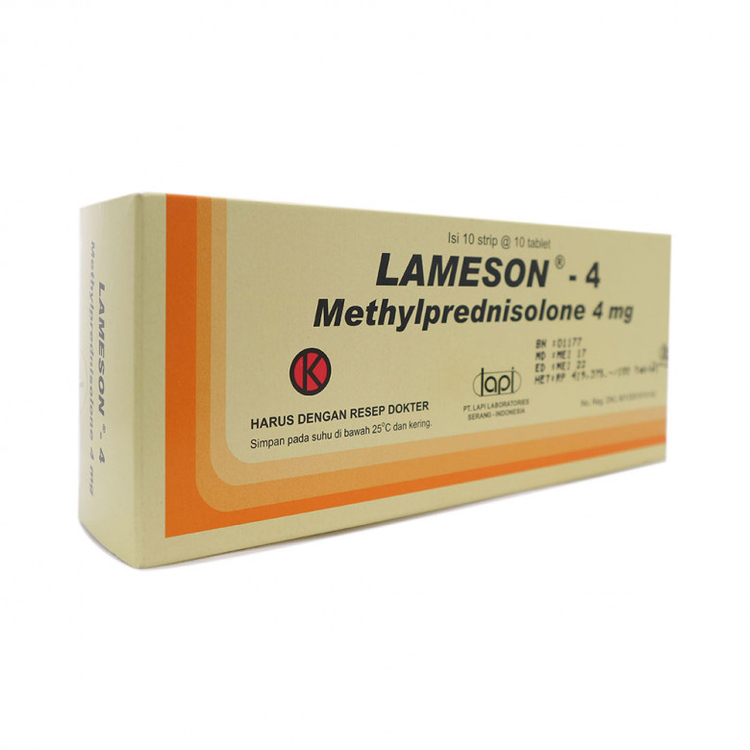 Lameson 4 mg tablet 1